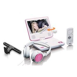 Lenco Dvp-710 Pink