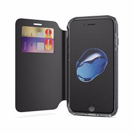 Soskild Iphone 8 / 7 Defend Wallet Impact Case Black