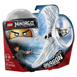 Lego Ninjago 70645 Cole: el Maestro Dragón