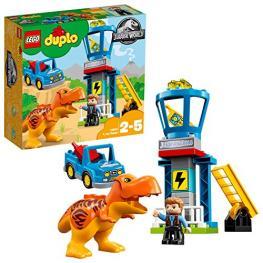 Lego Duplo 10880 Jurassic World Torre del T-Rex
