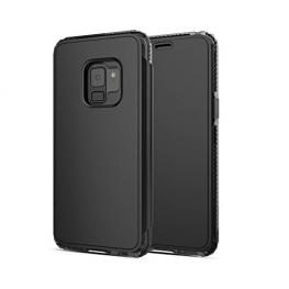Soskild Samsung Galaxy S9 Defend Wallet Impact Case Black