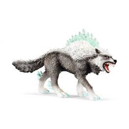 Schleich Eldrador Creatures Lobo de Nieve 42452