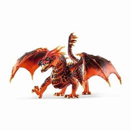 Schleich Eldrador Creatures Dragón de Lava  70138