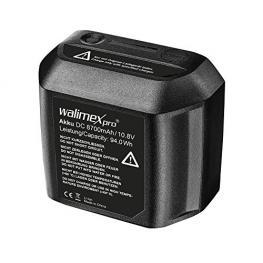 Walimex Pro Batería 8700Mah Para 2Go Serie