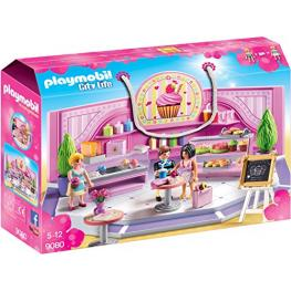 Playmobil City Life 9080 Cafetería  Cupcake