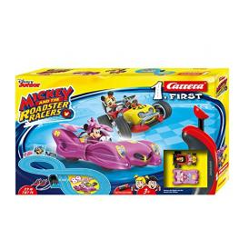Carrera First Mickey And The Roadstar Racers - Minnie   63019