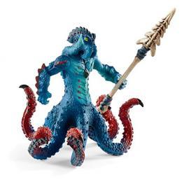 Schleich Eldrador Creatures Monsterkrake Mit Waffe     42449