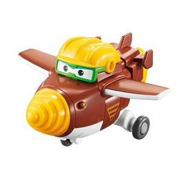 Super Wings Todd Transform Spielzeugfigur Mini