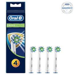 Braun Oral-B 3+1 Cepillos Cross Action Protecci