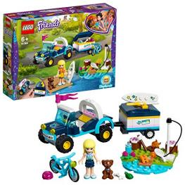 Lego Friends 41364 Stephanies Cabrio Mit Anh