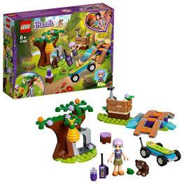 Lego Friends 41363 Mias Outdoor Abenteuer