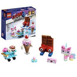 Lego Lego Movie 2 70822  Einhorn Kittys Niedl.Freunde Aller Zeite