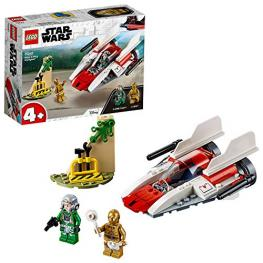 Lego Star Wars 75247 A-Wing Starfighter (4+)