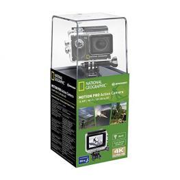 National Geographic 4K Action Camera Wlan 140