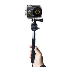 National Geographic Full-Hd Action Camera Wlan 140