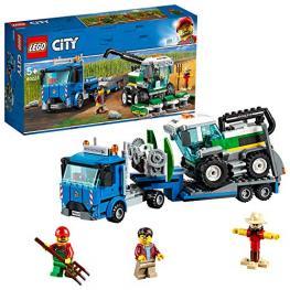 Lego City 60223 Transporter F