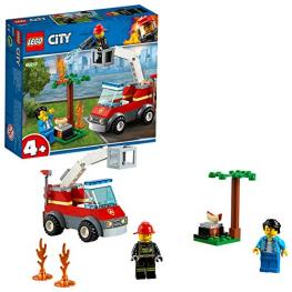 Lego City 60212 Barbecue Burn Out