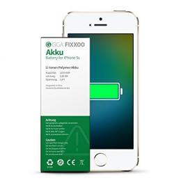 Giga Fixxoo Iphone 5S Bater