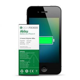 Giga Fixxoo Iphone 4 Bater