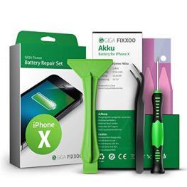Giga Fixxoo Iphone X Bater