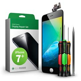 Giga Fixxoo Iphone 7 Plus Display Negro Set Completo
