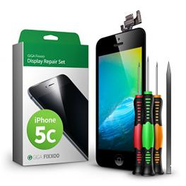 Giga Fixxoo  Iphone 5C Display Set Completo Negro