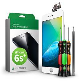 Giga Fixxoo  Iphone 6S Plus Display Set Completo Blanco
