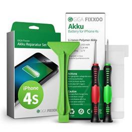 Giga Fixxoo Iphone 4S Bater