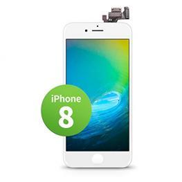 Giga Fixxoo Iphone 8 Display Negro