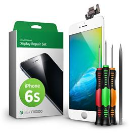 Giga Fixxoo  Iphone 6S Display Set Completo Blanco