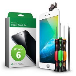 Giga Fixxoo  Iphone 6 Display Set Completo Blanco