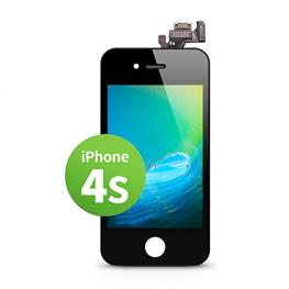 Giga Fixxoo Iphone 4S Display Negro