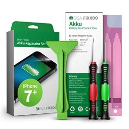 Giga Fixxoo Iphone 7 Plus Akku Set Completo