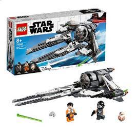 Lego Star Wars 75242 Tie Interceptor - Allianz-Pilot