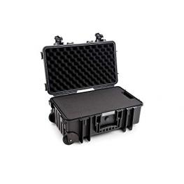 B&w Outdoor Case Type 6600 Negro Con Inserci