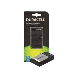 Duracell Cargador Con Cable Usb Para Dr9720/nb-6L