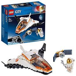 Lego City 60224 Misi