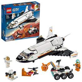Lego City 60226 Lanzadera Cient