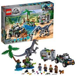 Lego Jurassic World 75935 Baryonyx'Kr