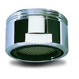 Atomizador Para Grifo En Laton Cromado M-24