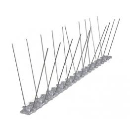 Anti-Aves Base Policarbonato y 30 Puas (25 Mt)