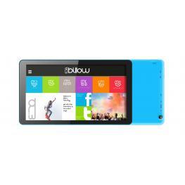 Tablet Azul 10,1 Quad Core 1.2Ghz, Memoria Interna 8Gb, Memoria Ram 1Gb, Lcd, Bateria 4000Mah, Android 6.0