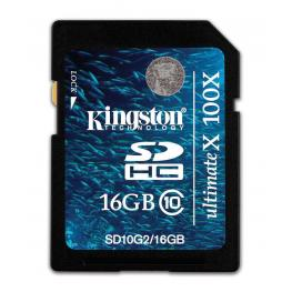 Sd Card 16Gb C10 G2