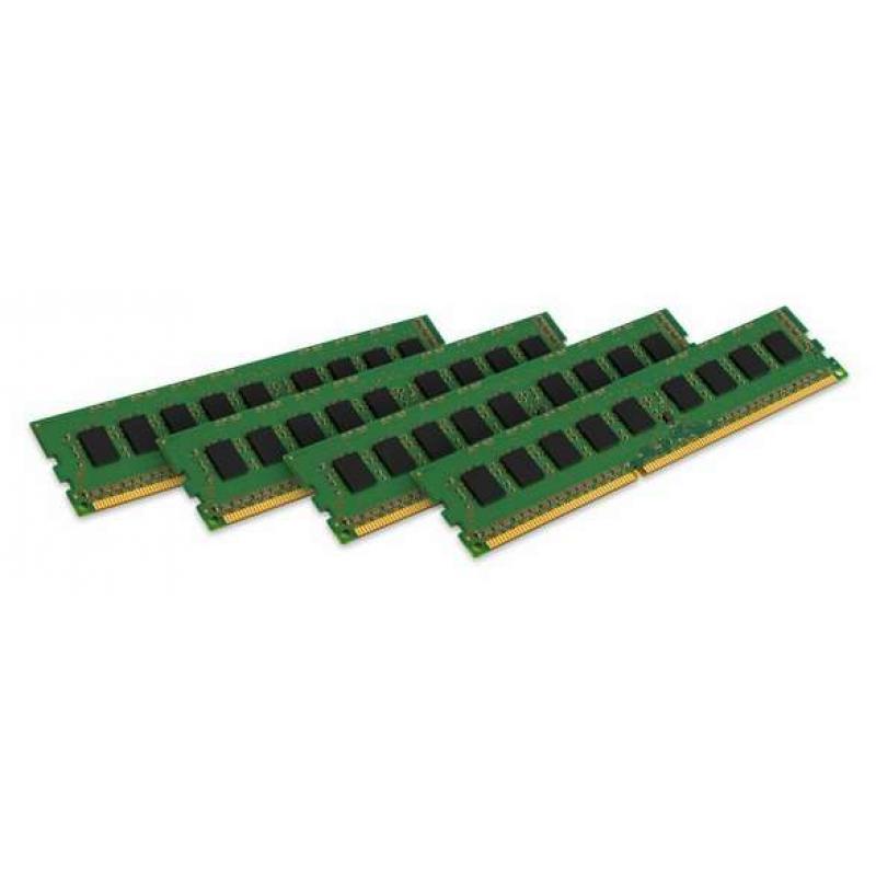 16Gb 1600Mhz Ecc Kit Of 4      Mem