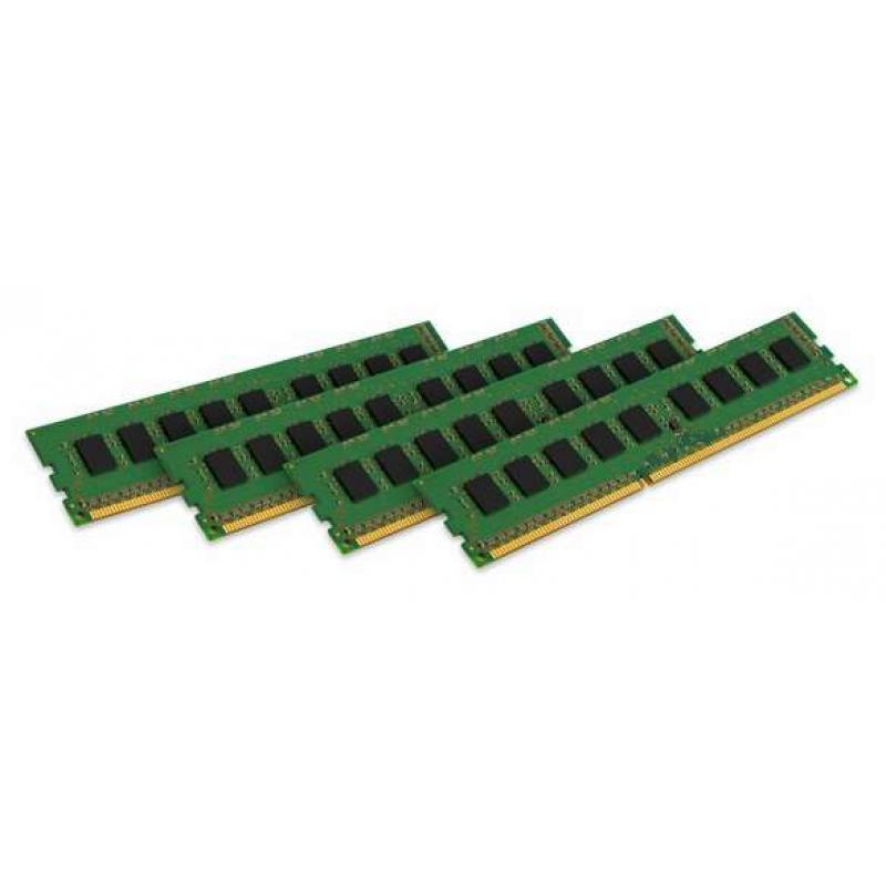 16Gb 1600Mhz Ecc Kit Of 4      Mem