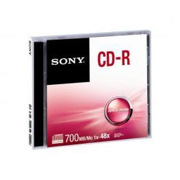 Cd-R 48X 700Mb Jewel Case      Supl