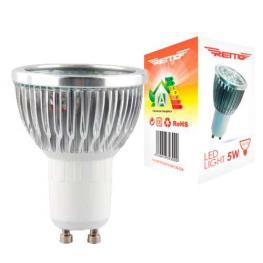 Bombilla Led Gu10 5W Retto Luz Calida 220V 480Lumens Color 4000K