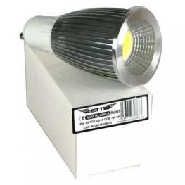Bombilla Led Gu10 7W Retto Luz Fria 220V 700Lumens Color 400K led Cob