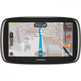 Tomtom Go 61 - Navegador Gps - 8 Gb Mem. Flash