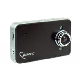 Camara Metalica Full Hd 1080 Dashcam Con Vision Nocturna, Lcd 2.7